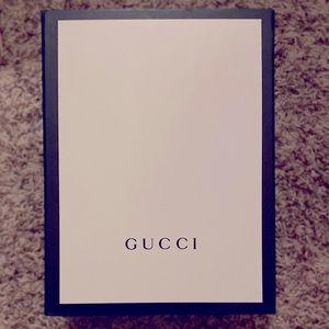 Authentic Gucci Box